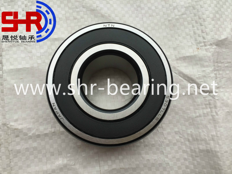 NTN 5307LLB Angular Contact Ball Bearing for Printing Machinery