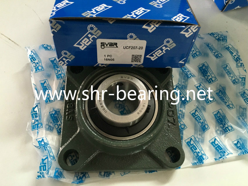 SYBR UCF207-20 Pillow Block Bearing