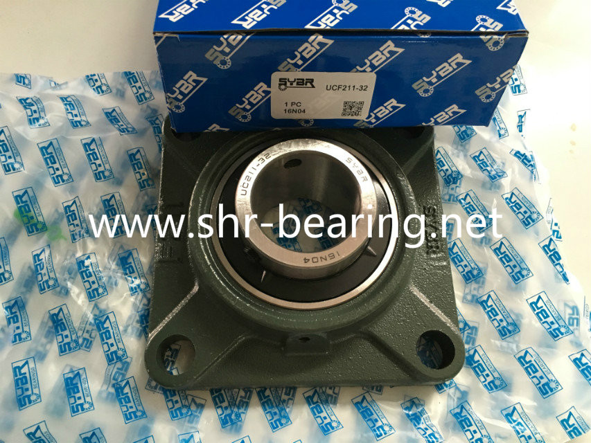 SYBR UCF211-32 Pillow Block Bearing
