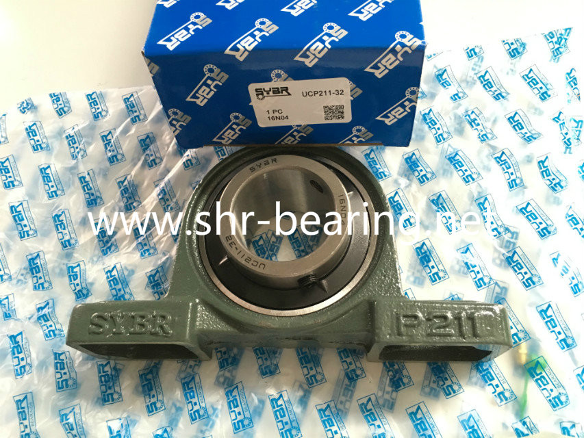 SYBR UCP212-36 Pillow Block Bearing