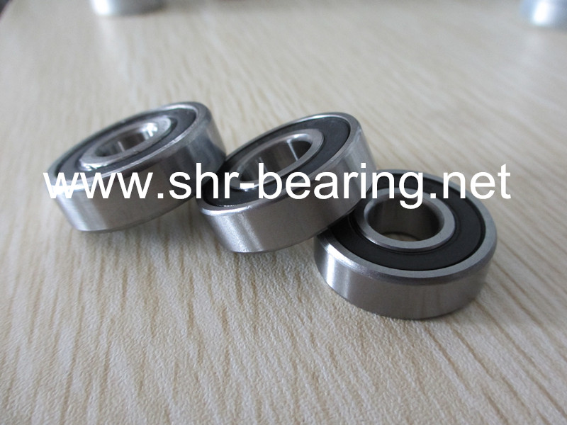 SYBR 6306 2RS C3 180306 gearbox single row deep groove ball bearing