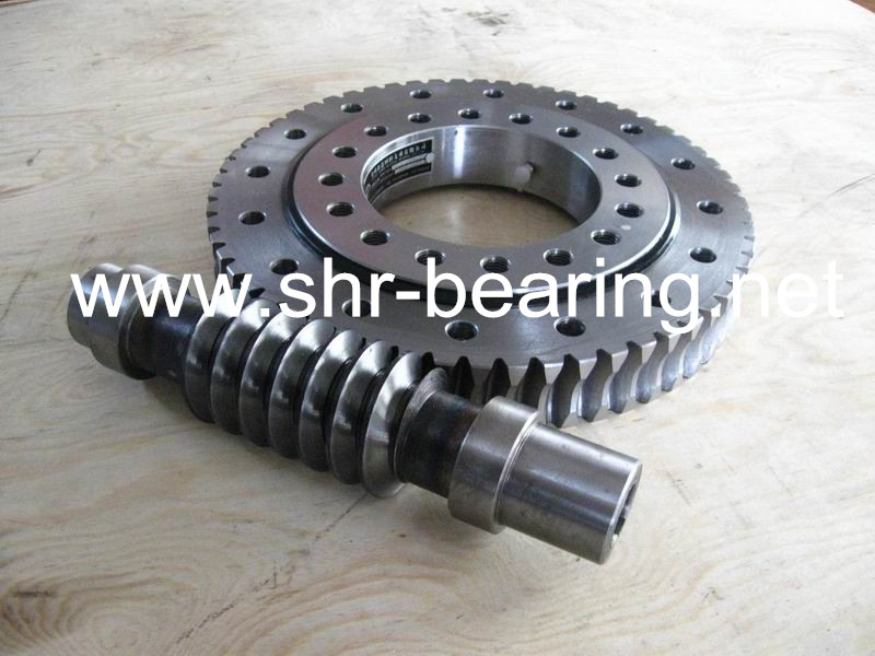 SYBR YRT100 roller bearings slewing bearings