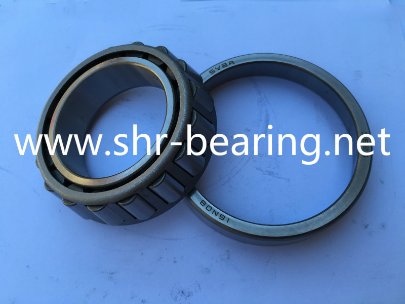 SYBR 368A/362A taper roller bearing SKF