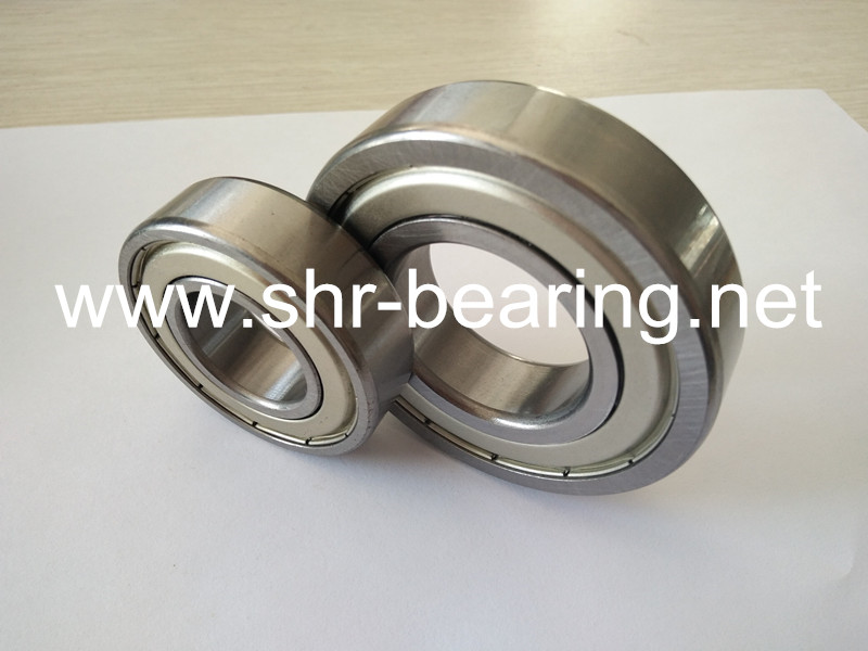 SYBR 6212 ZZ industrial purpose used Deep Groove shielded ball bearing