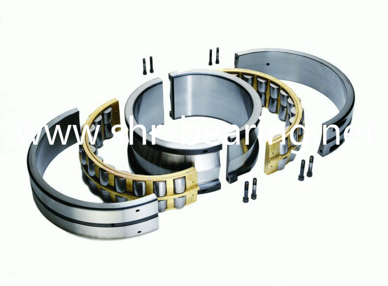 SYBR 230SM125MA Split Spherical Roller Bearings