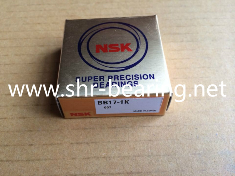NSK BB17-1K One Way Cam Clutch Bearing Supplier