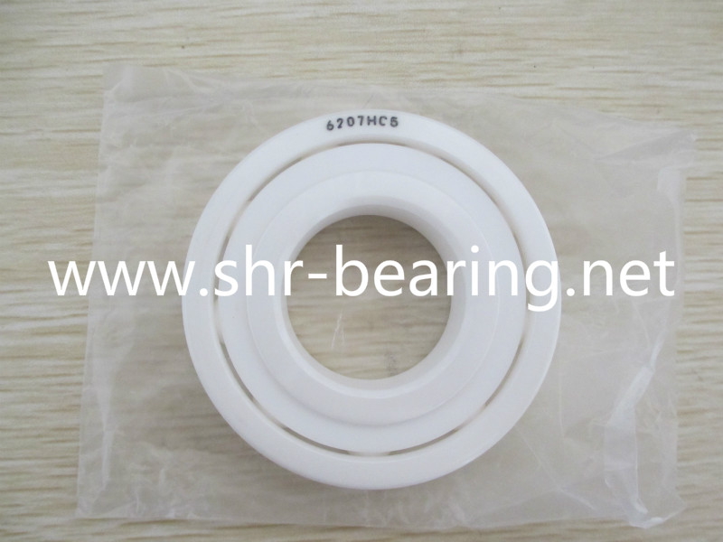 6207HC5 Ceramic Ball Bearings Manufacturer