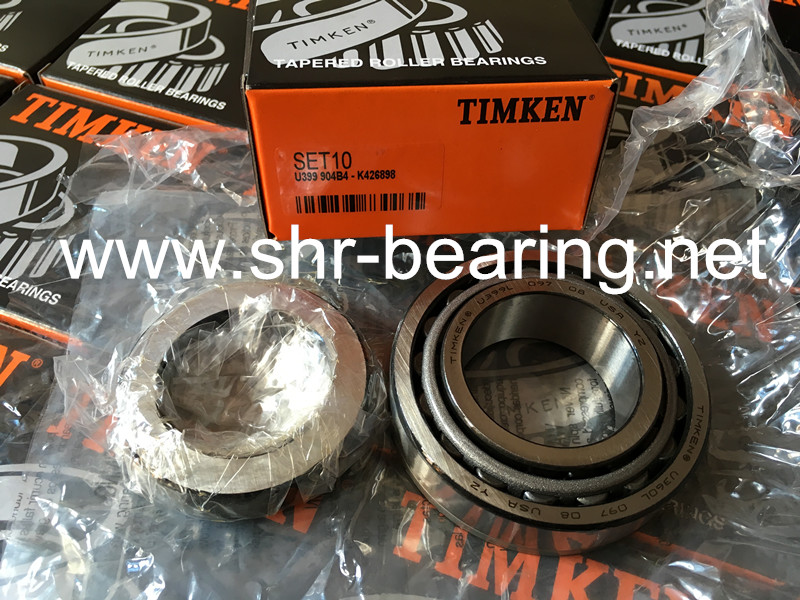 TIMKEN Tapered Roller Bearings SET1 LM11749/LM11710 industrial bearing transmission