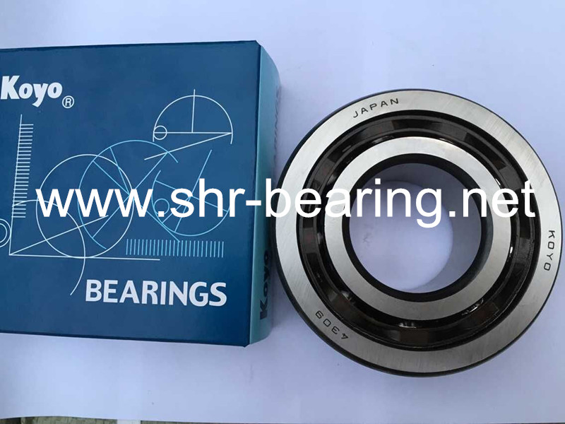 KOYO 4309 angular contact ball bearings supplier in singapore