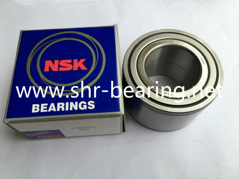 NSK 47KWD02 Wheel Hub Bearing