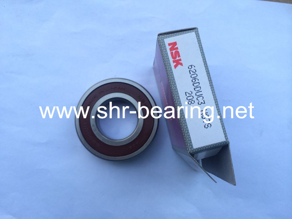 NSK ball bearing 6209 DDU marine bearings manufacturers