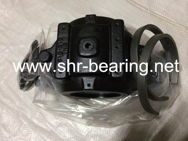 SYBR Bearing SNL505 22205EK H205 SNL plummer block housings set