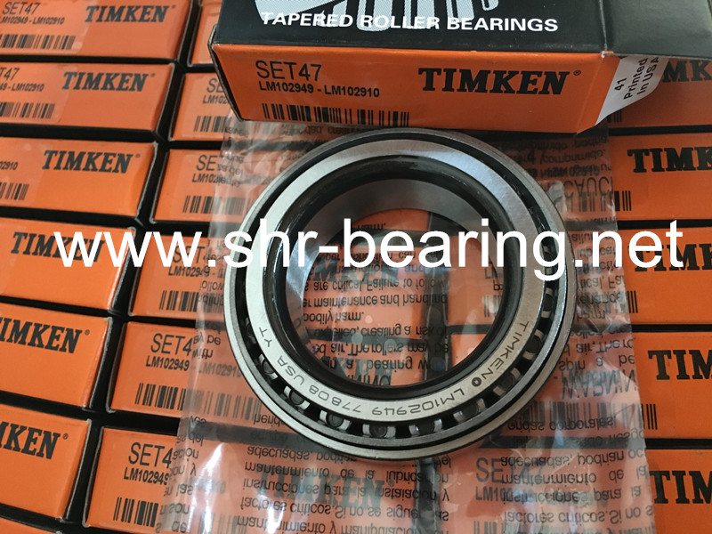 TIMKEN L44643X/L44610 SET44 tapered roller bearings price