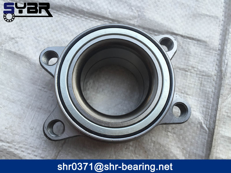 SYBR wheel hub bearing 51KWH01 for NISSAN URVAN E25 front axle