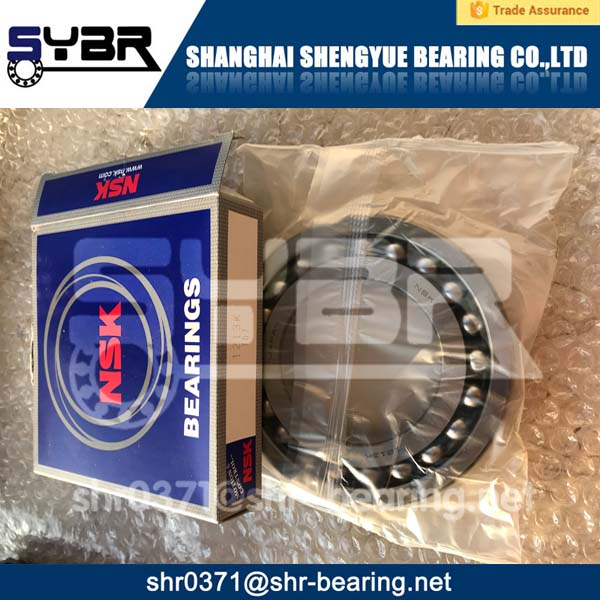 1213K NSK self-aligning ball bearing tapered bore