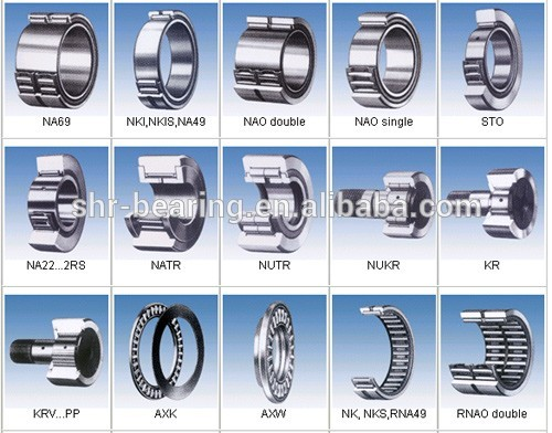 split needle bearings